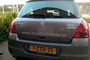 Studio Delete