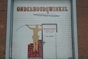 Onderhoudswinkel Oosterpoort