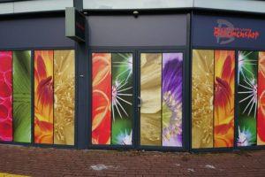 Bloemenshop van der Laan