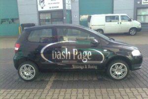 Dash Page